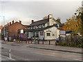 SJ8590 : The Dog & Partridge, Heaton Mersey by David Dixon