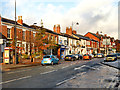 SJ8690 : Didsbury Road, Heaton Mersey by David Dixon