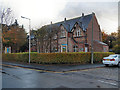 SJ8690 : The Congregational Church, Heaton Mersey by David Dixon