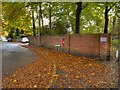 SJ8691 : Heaton Mersey Road by David Dixon