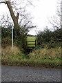 SP8327 : Path to Drayton Parslow by Philip Jeffrey