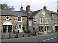 SK2168 : Bakewell - knitwear shop on King Street by Dave Bevis