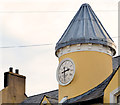 C8532 : Clock, Coleraine by Albert Bridge