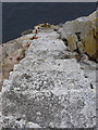 NA7246 : Flannan Isles: steps to the eastern landing stage by Chris Downer