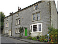 SK2168 : Bakewell - house on Bagshaw Hill by Dave Bevis