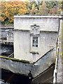 NN9357 : Pitlochry Dam by Andrew Abbott