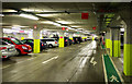 J3575 : Underground car park, Belfast by Rossographer