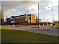SJ8386 : Atlas Business Park, Simonsway by David Dixon