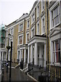 TQ2578 : Eardley Crescent, Earls Court by Christopher Hilton
