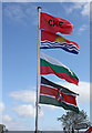TA1281 : Yet more flags of the world by Pauline Eccles