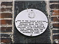 TR0161 : Plaque on The Monks� Granary, Standard Quay by David Anstiss