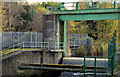 J2864 : Sluice gate, Lisburn/Hilden (4) by Albert Bridge
