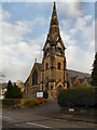 SJ8478 : Alderley Edge Methodist Church by David Dixon