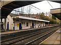 SJ8478 : Alderley Edge Station by David Dixon