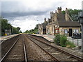 SK8975 : Saxilby railway station, Lincolnshire by Nigel Thompson