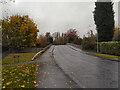 SJ8682 : Handforth Road by David Dixon