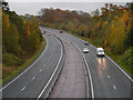 SJ8682 : The Handforth and Wilmslow Bypass (A34) by David Dixon