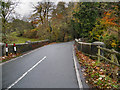 SJ8483 : Linney's Bridge, Bollin Valley by David Dixon