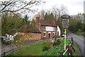 TQ6841 : The Halfway House by N Chadwick