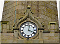 J1486 : Church clock, Antrim by Albert Bridge