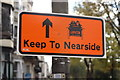 TQ3104 : Keep to Nearside by Oast House Archive