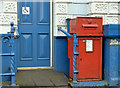 J0858 : Victorian wall box, Lurgan (1) by Albert Bridge