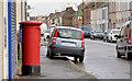 J0757 : Pillar box, Lurgan by Albert Bridge