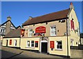 SK4770 : &quot;The Anchor Inn&quot;, Bolsover by Neil Theasby