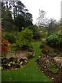 SP3645 : Bog garden at Upton House by Peter Barr