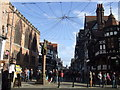 SJ4066 : Market Cross, Chester by Malc McDonald