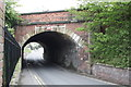 SE3693 : Railway Bridge ECM 5-60 Romanby Road by Roger Templeman