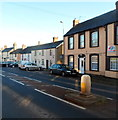 SO6101 : South side of High Street, Aylburton by John Grayson