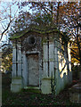 TQ3272 : Mausoleum, West Norwood Cemetery by Stephen Richards