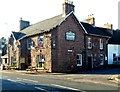 SO6101 : East side of the George Inn, Aylburton by John Grayson