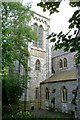 SX4856 : Emmanuel church, Compton Gifford, Plymouth by Dave Kelly