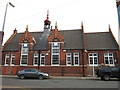 TA1029 : The Former Malton Street School, Witham, Hull by Ian S