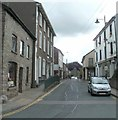 SO1533 : High Street Talgarth  by John Grayson