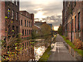 SJ8598 : Ashton Canal at Ancoats by David Dixon