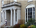 TQ3173 : Detail of Brockwell Hall, Brockwell Park by Stephen Richards