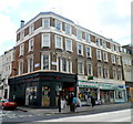 TQ2581 : Ned's Noodle Bar, London W2 by Jaggery
