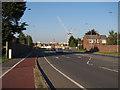 TL4454 : Addenbrooke's Road by Hugh Venables