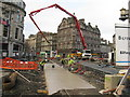 NT2473 : Shandwick Place from Edinburgh West End by M J Richardson