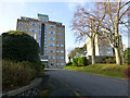 TV6098 : Linkswood, Compton Place Road, Eastbourne by PAUL FARMER