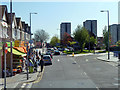 TQ4483 : Ripple Road, Barking by Robin Webster
