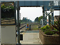 TQ5285 : View west from Elm Park station by Robin Webster