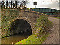 SJ9590 : Peak Forest Canal, Bridge#16 by David Dixon