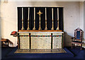 TQ4577 : The Ascension, Plumstead - Altar by John Salmon