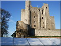 TQ7468 : Rochester Castle by Paul Gillett