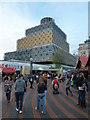 SP0686 : Birmingham - new library by Chris Allen