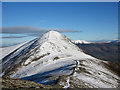 NY1922 : Grisedale Pike by Trevor Littlewood